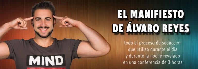 El Manifiesto de Álvaro Reyes